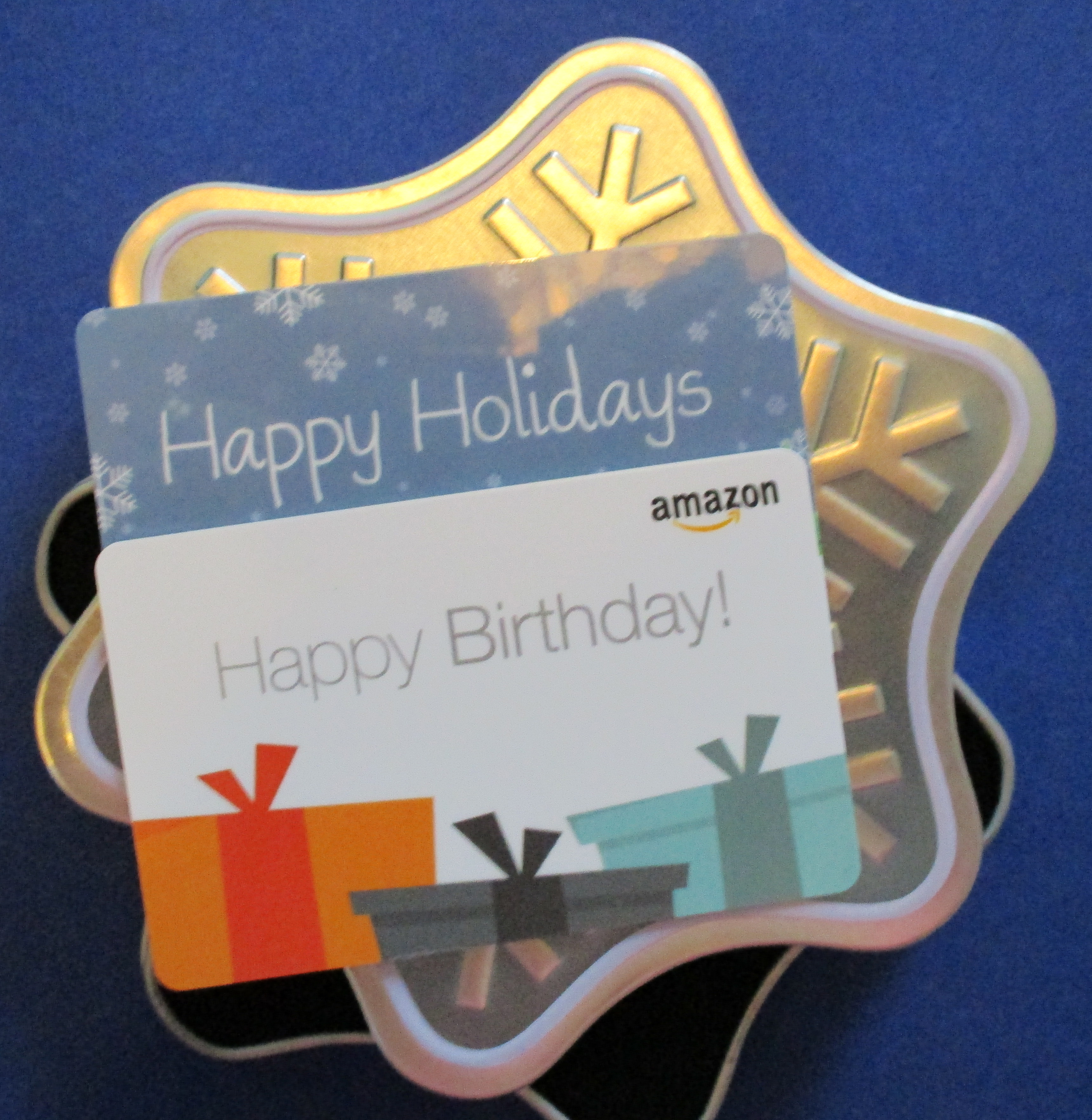 Amazon Gift Cards Perfect Birthday Wedding Baby Thank You Graduation Holidays More