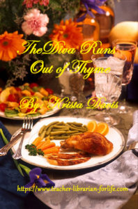 Book Review The Diva Runs Out of Thyme by Krista Davis