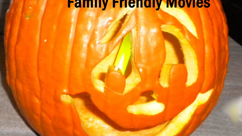 Halloween Family Friendly Movies