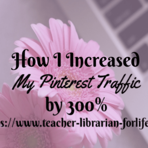 How I Increased by Pinterest Traffic